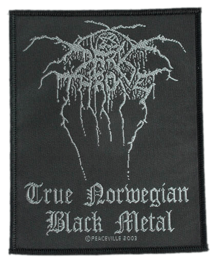 5c357fa3d751a Darkthrone – True Norwegian Black Metal (Patch) › Immortal Frost Productions