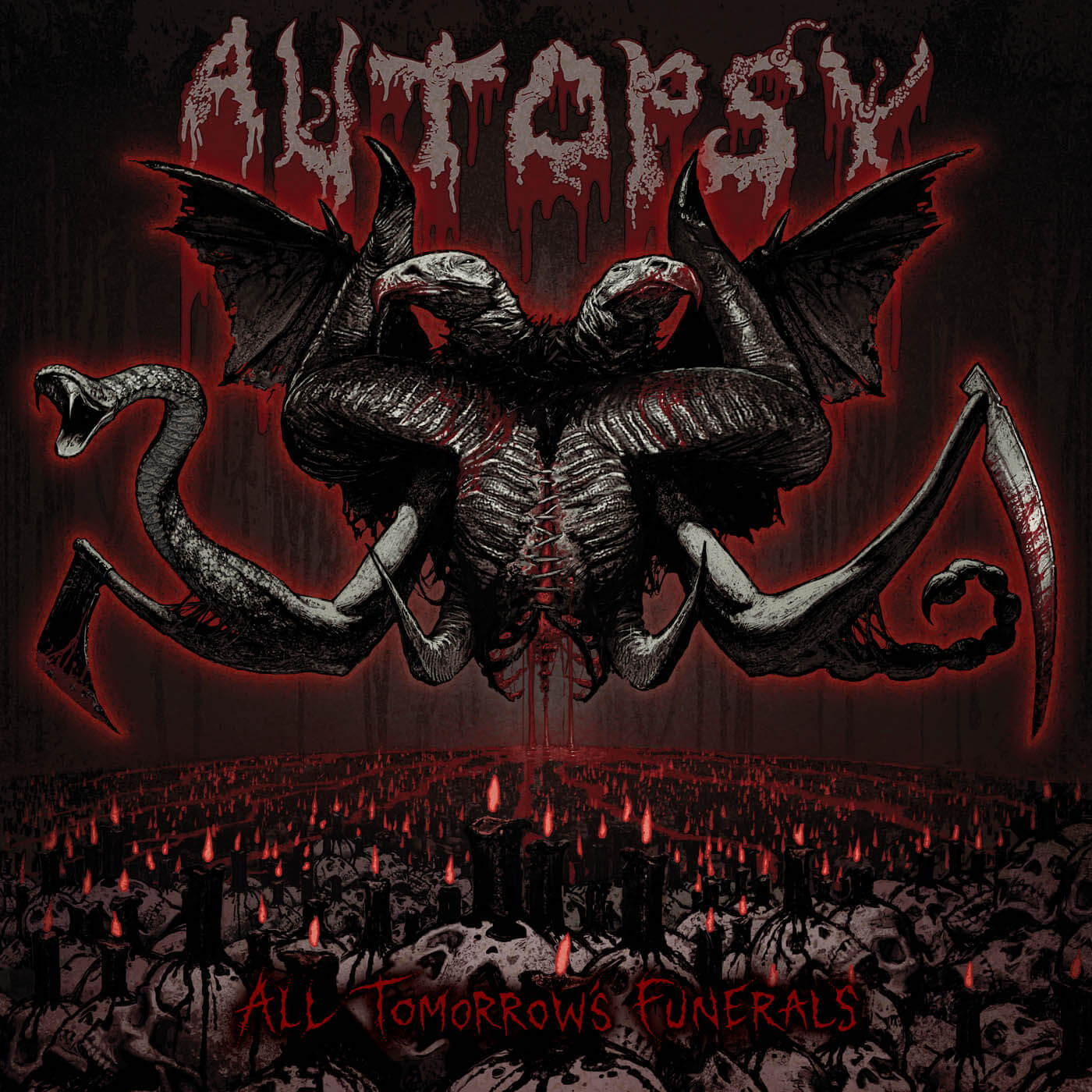 Autopsy - All Tomorrow's Funerals (Digibook)