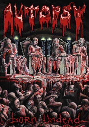Autopsy - Born Undead (DVD)