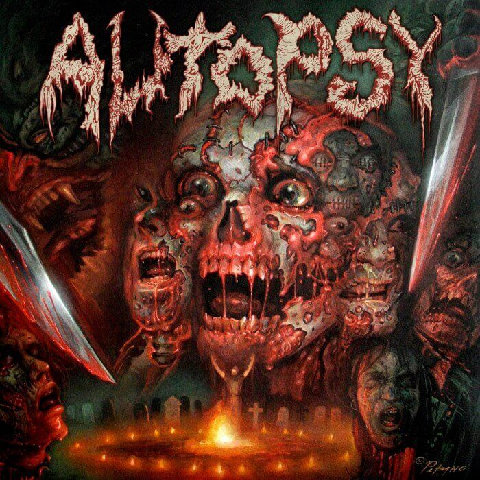 Autopsy - The Headless Ritual (Slipcase)
