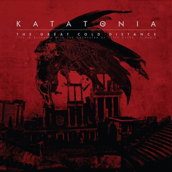 Katatonia- The Great Cold Distance (Live in Bulgaria with the Plovdiv Philharmonic Orchestra) (DLP)