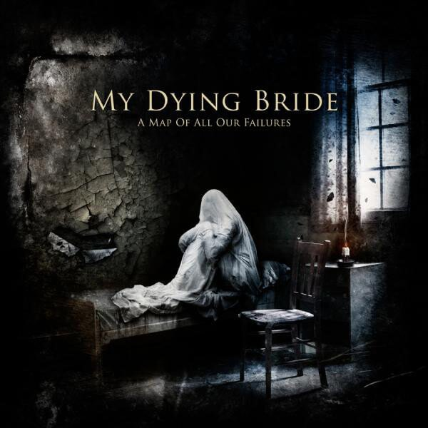 My Dying Bride - A Map of All Our Failures (Digibook)